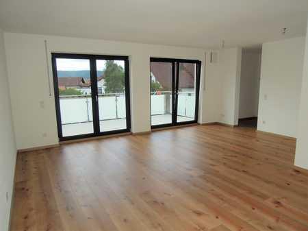 ERSTBEZUG - exklusive 3 ZKB OG Wohnung mit Balkon und TG -Stellplätzen in Bestlage von Beilngries in Beilngries