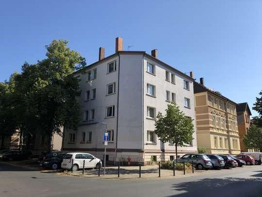 Erdgeschosswohnung in der Braunschweiger Nordstadt