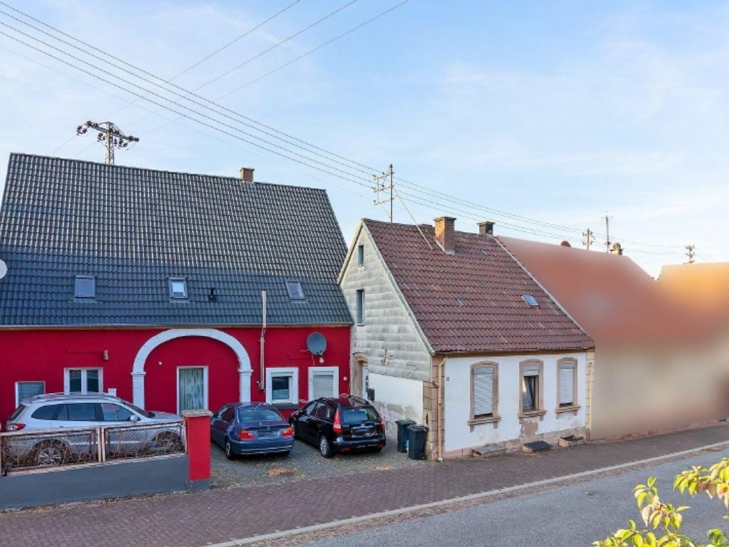 zweifamilienhaus in steinbach am glan mit 5 rendite. Black Bedroom Furniture Sets. Home Design Ideas