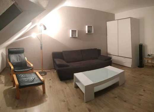 ++ möbliertes Appartment-ruhiges Wohnen-10 min bis Düsseldorf ++