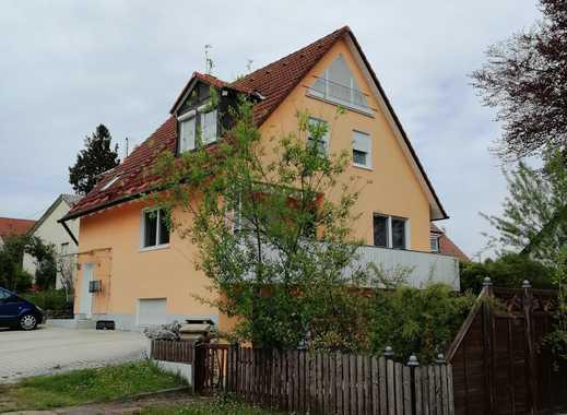 Schönes 2-Familien-Haus mit Baugrundstück im Dachauer Land