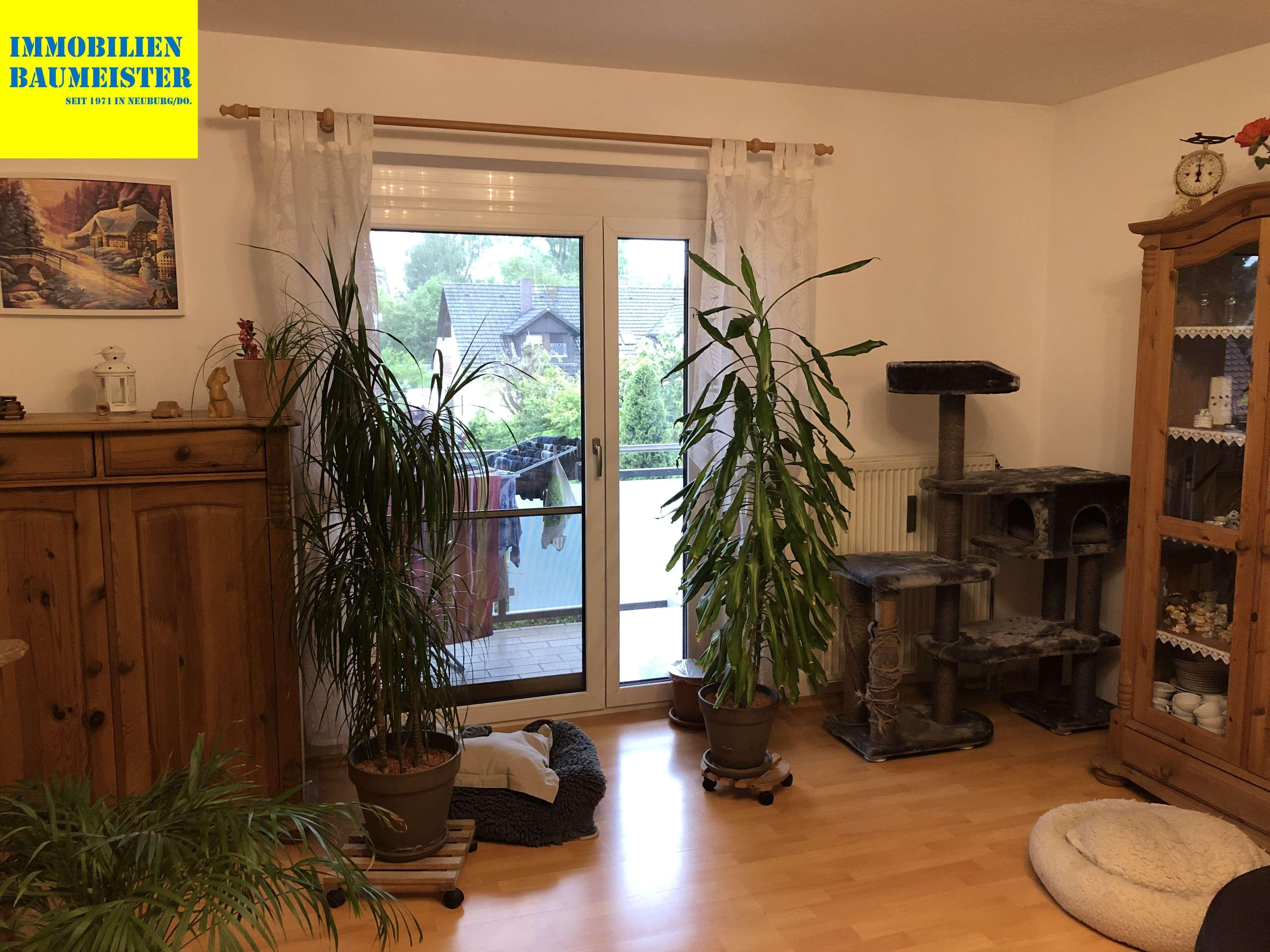 3 Zimmerwohnung in Neuburg-Ostend zu vermieten in