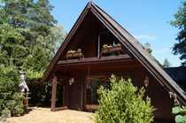 Bild Schönes Ferienhaus in Jeversen Kreis Celle mit Blick auf die Aller