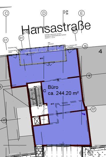 Büro_Hansastrasse_2OG