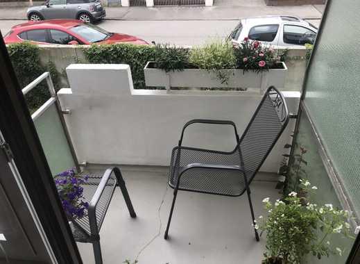 Möblierte 1-Zimmer Wohnung für Student in Moosach