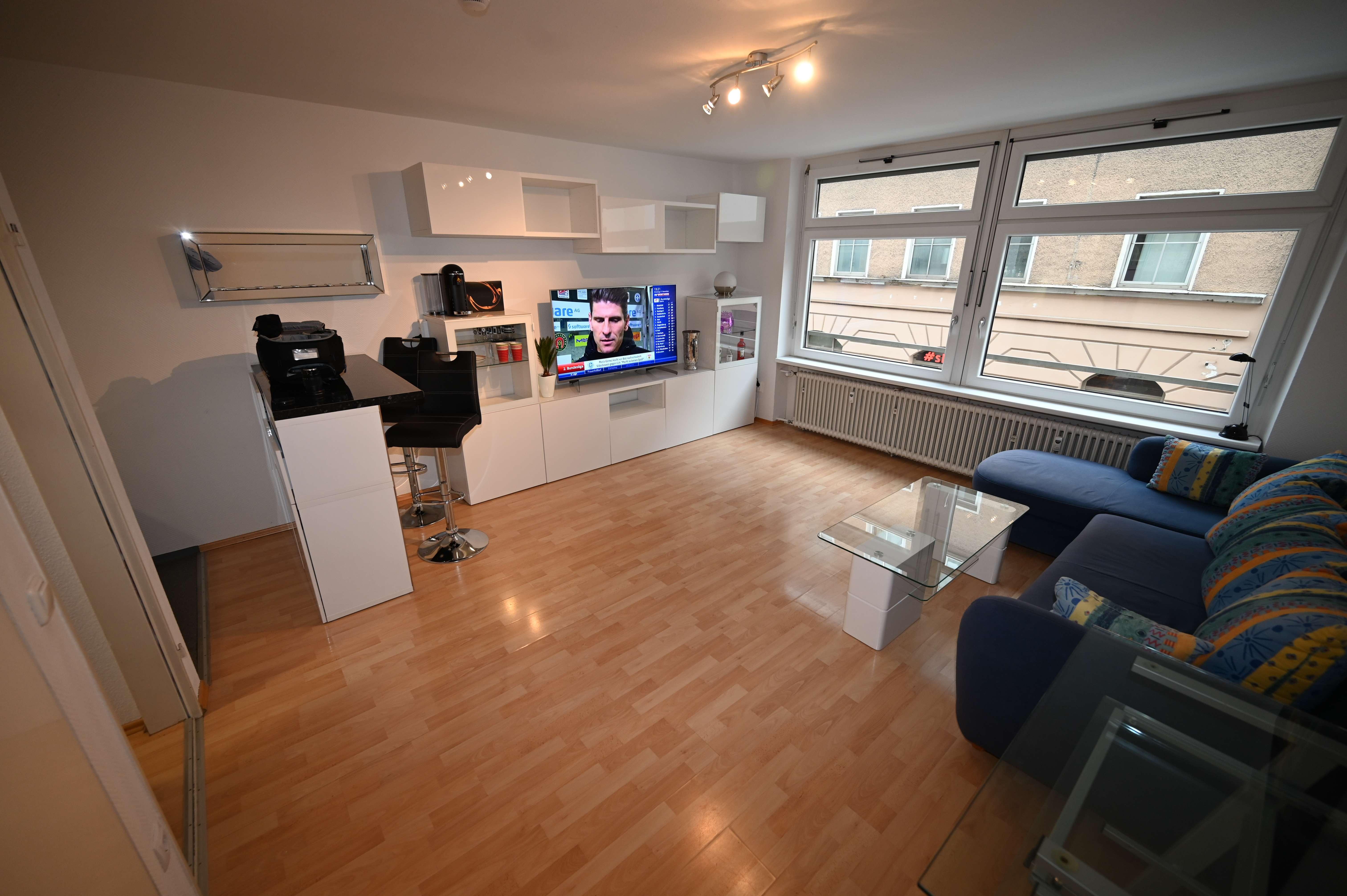 Möbliertes Luxus-Appartement in Altschwabing in Schwabing (München)