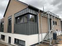 Hochwertige und helle Erdgeschosswohnung Neubau