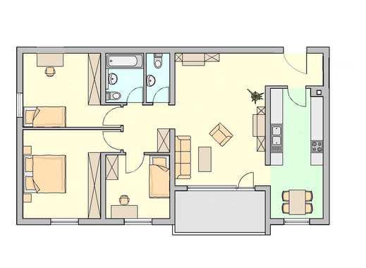 Wohnung mieten in landstuhl immobilienscout24 for 2 zimmer wohnung kaiserslautern