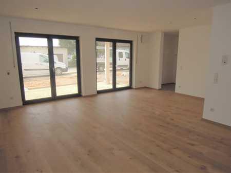 ERSTBEZUG - exklusive 3 ZKB EG Wohnung mit Terrasse und TG -Stellplätzen in Bestlage von Beilngries in Beilngries