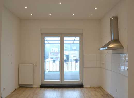 Sanierte 3-Zimmer-Wohnung mit Terrasse in MG Giesenkirchen