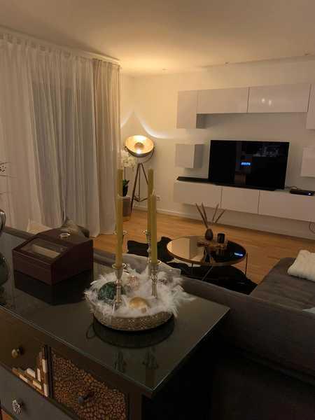 Stilvolle, neuwertige 3-Zimmer-Wohnung mit Balkon und EBK in Fürth in Stadtpark / Stadtgrenze (Fürth)