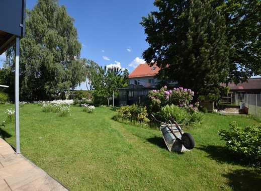 RESERVIERT - Gilching West - 4 Zimmer Gartenwohnung in begehrter Südwestlage
