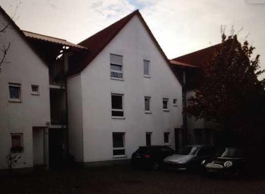 Modernisierte 3-Zimmer-Erdgeschosswohnung mit Terrasse in Bensheim-Auerbach