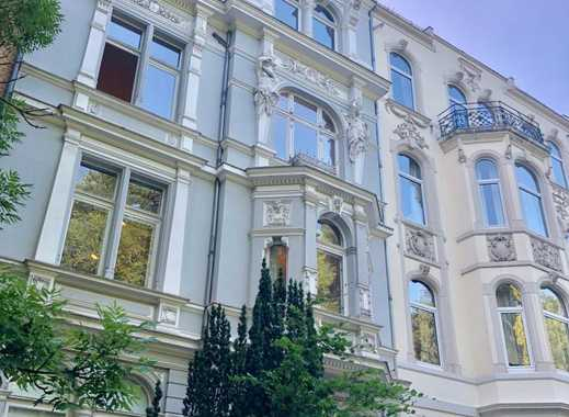 Hannovers schönstes PENTHOUSE mit Eilenriedeblick in Jugendstilvilla , provisionsfrei