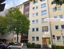 IMMOBERLIN DE - Sonnige vermietete Wohnung