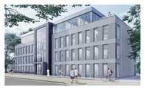 465 m² - Büro-Etage im Neubau