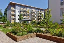 ASB-Seniorenpark am Hahnfluss: 2-Zimmer-EG-Wohnung mit Balkon