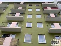 Sanierte 2-Zimmer-Wohnung mit 12 TG-Stellplätzen