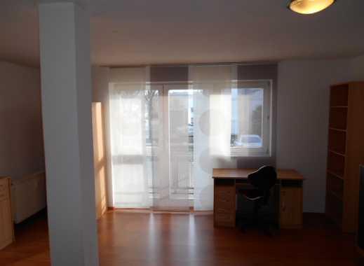 (VE 479) Helle möblierte 1-Zimmer-Wohnung mit Balkon