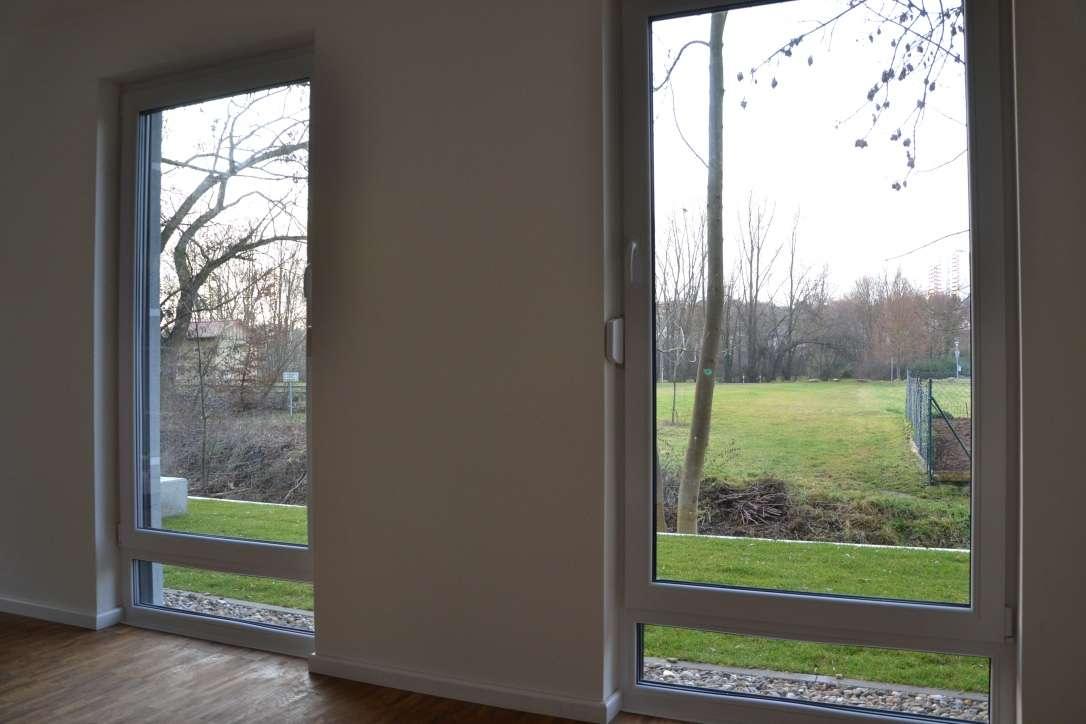 Ruhiges und naturnahes Wohnen am Schlossgarten (Zweitbezug) in
