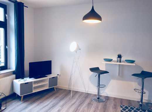 *City-Apartment* 1 Zimmer-Wohnung möbliert inkl. W-Lan & TV & Strom