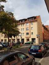 Gepflegte 2-Zimmer-Dachgeschosswohnung mitten in Nürnberg