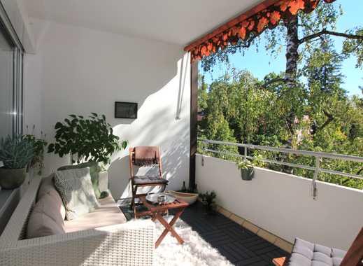 Großzügige 4-Zimmer-Wohnung mit sonniger Loggia am Karwendelplatz in Baldham