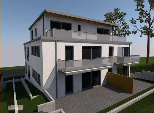 Süd-West-Balkon inklusive - hier lässt es sich leben!  Nur noch zwei Wohnungen verfügbar!