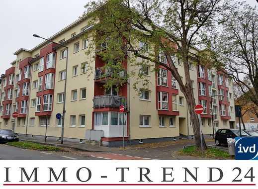 ++ Gepflegtes Wohnen ++ Gut geschnittene 4-Zimmer Wohnung in Zentraler Lage ++