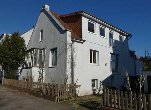 Renovierungsbedürftiges Einfamilienhaus mit Garten und Garage in Rablinghausen