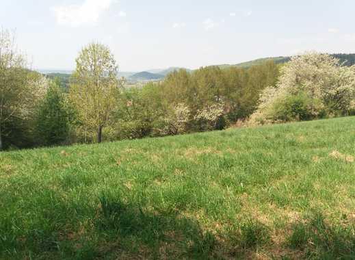 Freizeitgrundstück mit Panoramablick