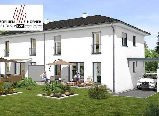 ***Neubau Doppelhaushälfte in sehr beliebter Wohnlage***