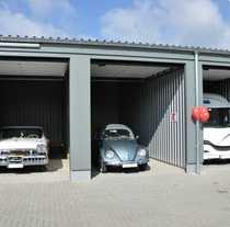 Bild Garagenpark Unterstellplatz Halle Lagerplatz Lagerraum Pflach