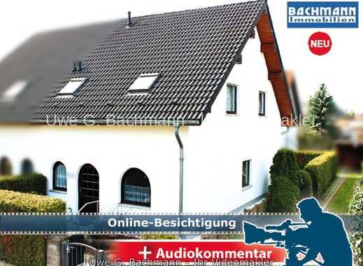 Berlin / Mahlsdorf: Gepflegte Doppelhaushälfte in idyllischer Lage - UWE G. BACHMANN