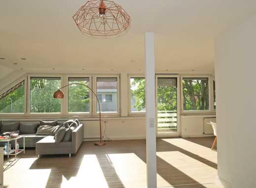 Wunderschöne, moderne und helle 4 Zimmer-Wohnung mit großem Westbalkon u. Stellplatz in B.o.-Zentrum