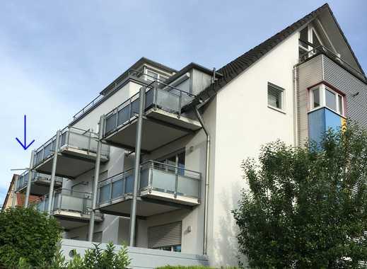 Gepflegte 3-Zimmer-Dachgeschosswohnung mit Balkon und Einbauküche in Villingen-Schwenningen