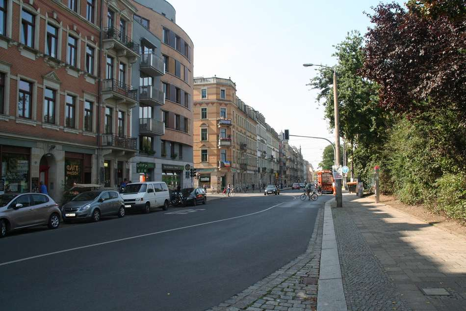 Umgebung Bischofsweg
