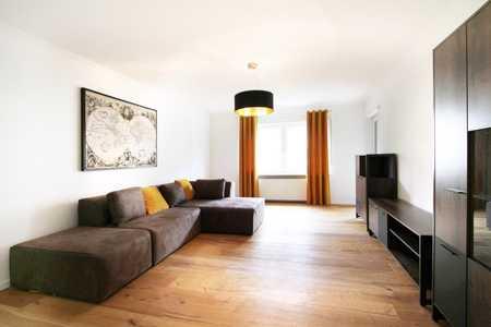 Schöne 4-Zi.-Wohnung mit West-Balkon, in Top-Lage in Landshut-West, mit EBK, TG in West (Landshut)