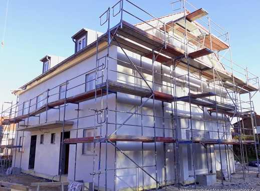 Hochwertig gebaute Doppelhaushälfte mit Einzelhaus-Charakter zur individuellen Innengestaltung