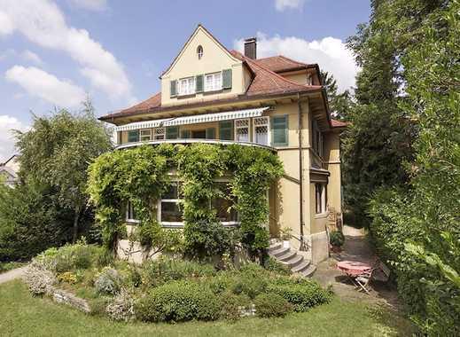 Gründerzeit-Villa in der Reutlinger Oststadt