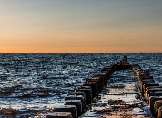 Unverbauter Blick zur Ostsee !!