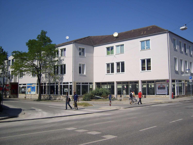 Besichtg Donnerstag 1-Zi-Whg 23qm,Weilheim,Münchnerstr 15 Whg.Nr.21 in