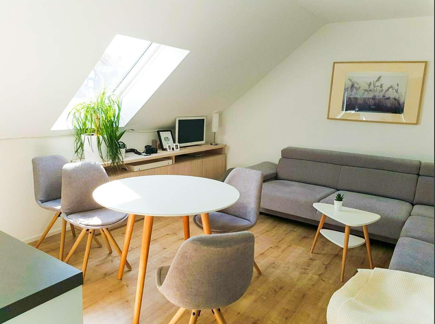 Ab 1.12.: moderne 3-Zimmer-Neubau-Wohnung mit sonniger Dachterrasse in Würzburg (WG geeignet) in Heuchelhof (Würzburg)