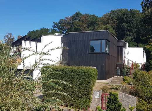 Extravagantes Architektenhaus in idyllischer Stadt- und Waldrandlage von Homburg