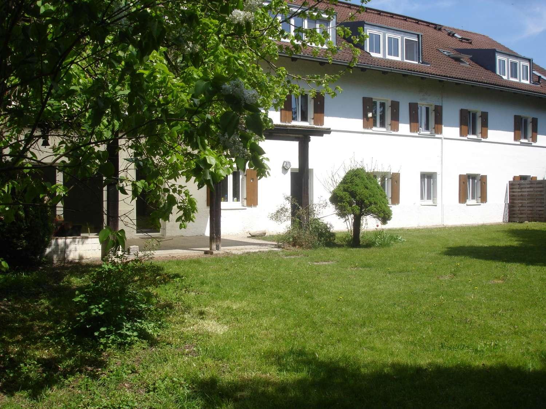 Schöne 5-Zimmerwohnung mit großem Garten  in Moosburg an der Isar