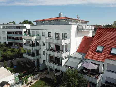 Schöne 4-ZKB-Wohnung im EG mit Garten und Terrasse in Mering in Mering