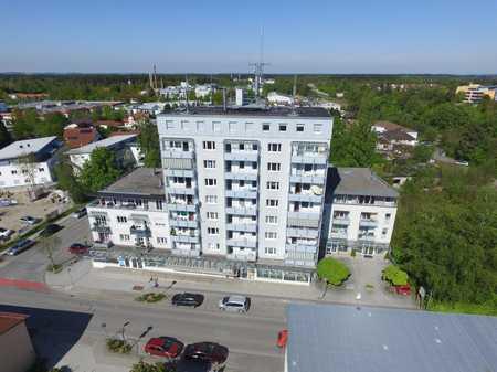 """... stylische """"In-Wohnung"""" mit 2 Balkone und Einzelgarage in sehr attraktiver zentrale Lage ... in Waldkraiburg"""