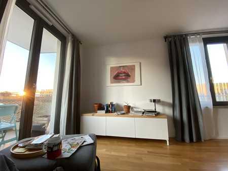 2 Zi-Wohnung Schwabing Nord - Zwischenmiete bis 8. Januar 2021 in Schwabing (München)