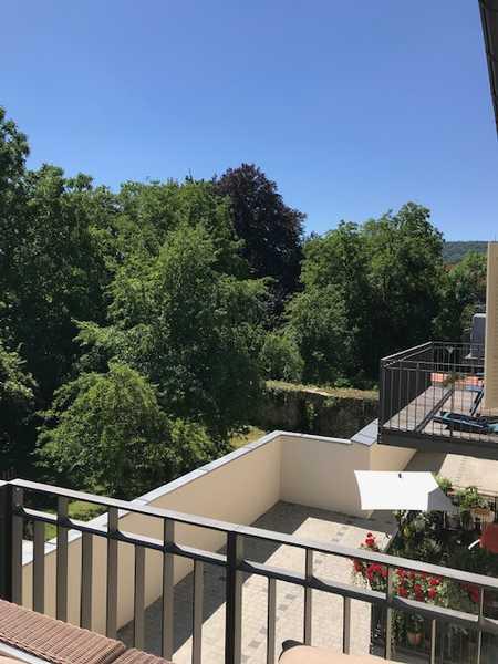 Traumhafte, großzügige 3 Zimmer Wohnung in historischem Gebäude in Kelheim
