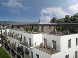 Haus 1 Anbau Terrassen